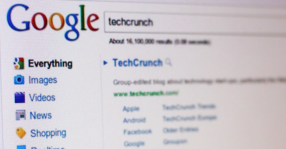 Google in neuem Design