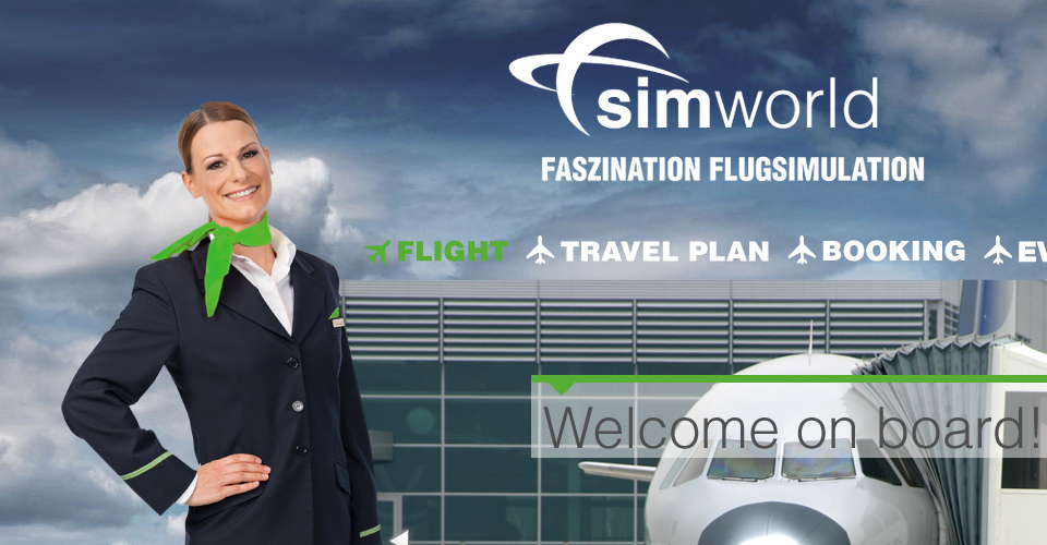 Faszination Flugsimulation simworld