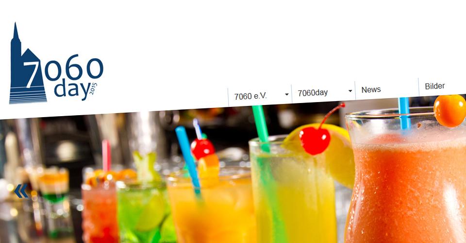 Webseite von 7060day.de